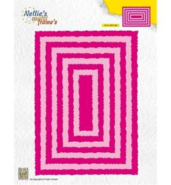 Nellie`s Choice - MFD122 - Photo Frames Rectangles