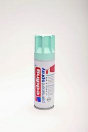 Edding 5200 permanent spray mat pastelblauw (200ml)