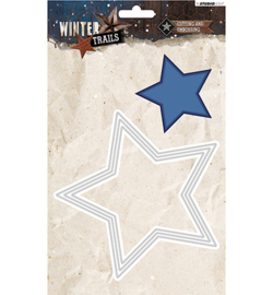 Studio Light STENCILWT107 - Cutting and Embossing Die Winter Trails, nr.107