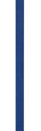 Suede lint Peau de pêche donkerblauw 6MM - per meter