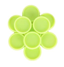 Discs voor Memorydex boekjes - Groen (in het echt zacht groen)