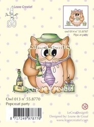 "Owlie's, Owl013 ""Popco at Party"""