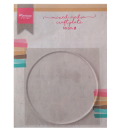 Marianne D LR0016 - MM craft plate circle