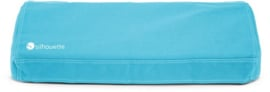 Silhouette CAMEO 4 dust cover - blue