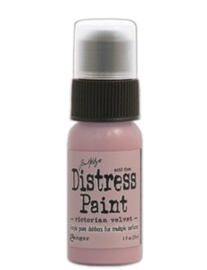 Tim Holtz Distress Paint - Victorian Velvet