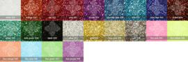 Flexfolie Pearl Glitterfolie per A4
