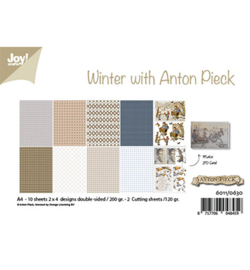 Joy! Crafts - 6011/0630 - Winter met Anton Pieck