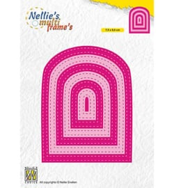Nellie`s Choice MFD131 - Stiched Bows