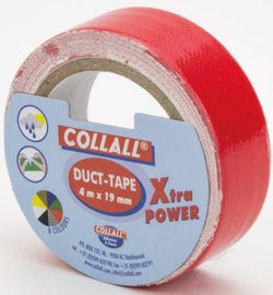 Collall - COLTT19 10 - Duct-Tape Rood