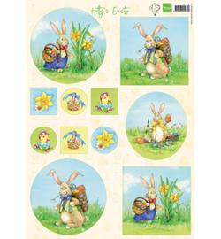 Marianne D Knipvel HT1702 - Hetty's Easter