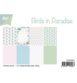 Joy! Crafts - 6011/0597 - Birds in Paradise