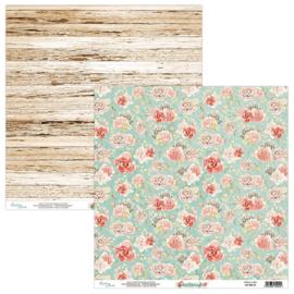 Mintay - Birdsong - mtbir01 - Scrappapier 30.5 x 30.5 cm