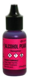 Ranger Alcohol Ink Pearl 15 ml - Deception TAN65074 Tim Holtz