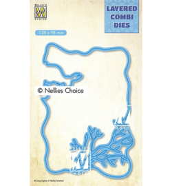 Nellie`s Choice - LCDPA003 - Easter, layer C