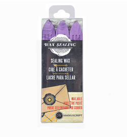 MSH7633LIL - Lilac - Sealing Wax with Wick