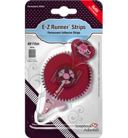 E-Z Runner REFILL - STRIPS - permanent