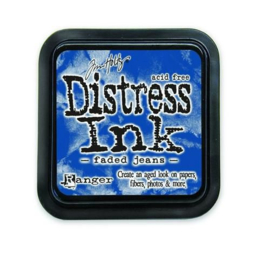 Ranger Distress Inks pad - faded jeans stamp pad TIM21452 Tim Holtz