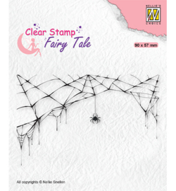 Nellie`s Choice - FTCS024 - Fairy Tale Spider and web
