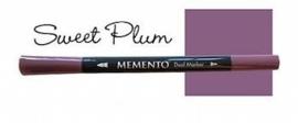 Memento marker Sweet Plum