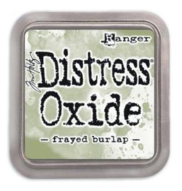 Ranger Distress Oxide - frayed burlap TDO55990 Tim Holtz