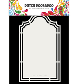 Dutch Doobadoo - 470713173 - Shape Art label
