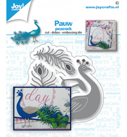 Joy! Crafts - 6002/1542 - Stans-embos-debosmal - Pauw