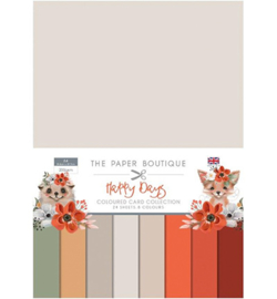 Creative Expression - PB1218 - Happy Days Colour Card Collection
