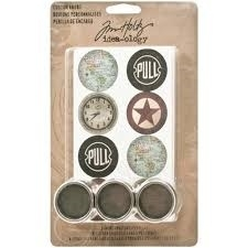 Tim Holtz Idea-Ology Custom Knobs