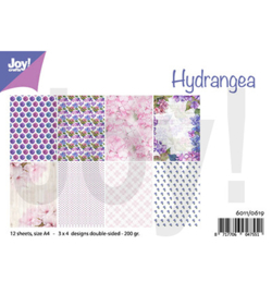 Joy! Crafts - 6011/0619 - Design Hydrangea