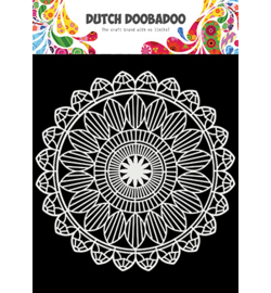 Dutch Doobadoo - 470.715.627 - Mask Art Mandala
