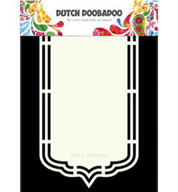 Dutch Doobadoo - 470713164 - Shape Art Bookmark