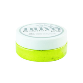 Nuvo embellishment mousse - citrus green 823N