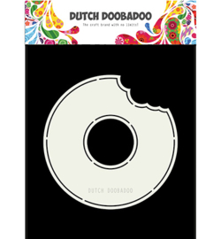 Dutch Doobadoo - 470713693 - Card art Donut