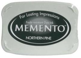 Memento inktkussen Nothern pine