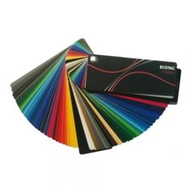 Vinyl Kleurenwaaier  Ecotac Plus E3000
