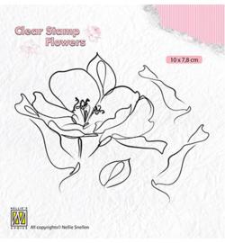 Nellie's Choice - FLO018 - Flowers Wild rose