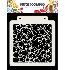 Dutch Doobadoo - 40297 - Sterren