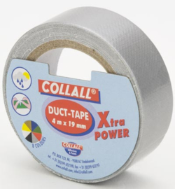 Collall - COLTT19 60 - Duct-Tape Grijs