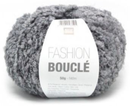 Rico Design - Fashio Bouclé 006 Medium Grey