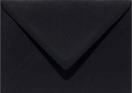 Papicolor Envelop C6 ravenzwart 105gr-CV 6 st 302901 - 114x162 mm