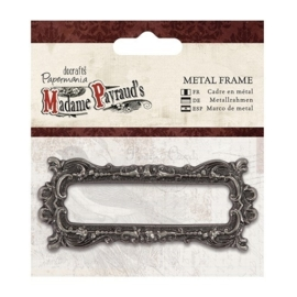 Madame Payraud's Metal Frame Memories (PMA 353102)