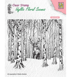 Nellie`s Choice IFS017 - Deer in forest