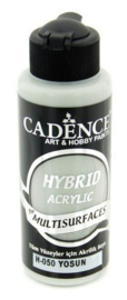 Cadence Hybride acrylverf (semi mat) Mos 01 001 0050 0120 120 ml