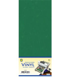 Vinyl sheets - 3.0554 - Mirror Vinyl, Christmas Green