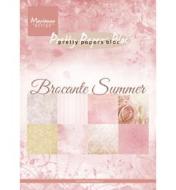 Marianne D Paper PK9166 - Brocante summer