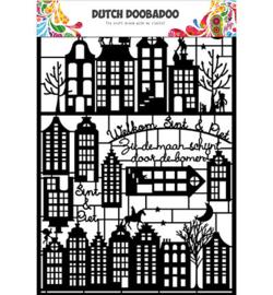 Dutch Doobadoo Paper Art Sinterklaas