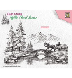 Nellie`s Choice - IFS022 - Horse and Cart