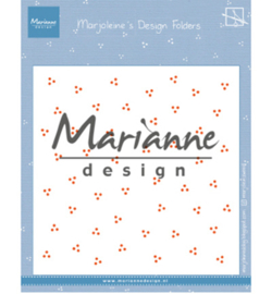 Marianne D Embossing DF3455 - Marjoleine's dots