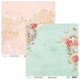 Mintay - Birdsong - mtbir04 - Scrappapier 30.5 x 30.5 cm