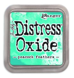 Ranger Distress Oxide - peacock feathers TDO56102 Tim Holtz
